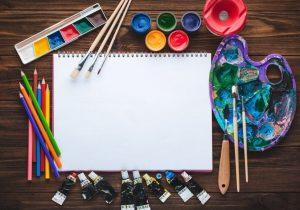 health benefits of art